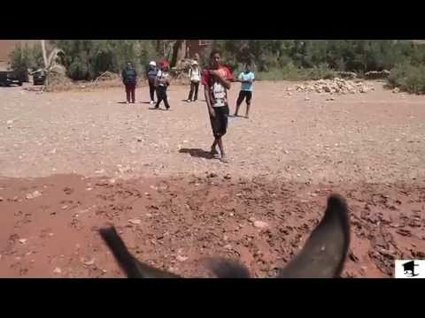How To Cross A River In Morocco