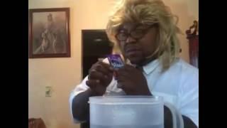White people vs black people making kool-aid