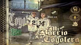 SNOOPY EL COYOTE - MI BARRIO LA COYOTERA FT KWRZO
