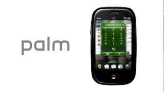 Palm Pre default ringtone