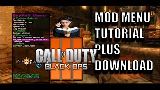 How To Install a Zombies Mod Menu On Black Ops 3 [Working + Downloads!]