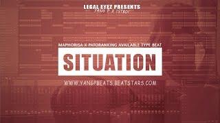 *SITUATIUON* II S.A hip-hop X Maphorisa X Patoranking Available type beat II