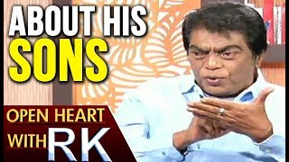 Senior Actor Jeeva About His Sons | Open Heart With RK | ABN Telugu