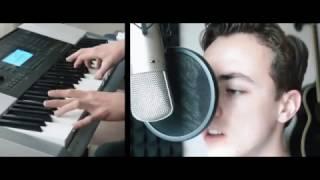 Porter Robinson & Madeon - Shelter (Piano / Vocal Cover)