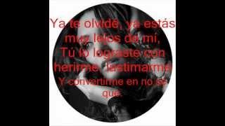 Ya Te Olvide-Yuridia Con Letra