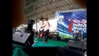 (LIVE) Guitar Bettle Iman vs Sony J-rocks