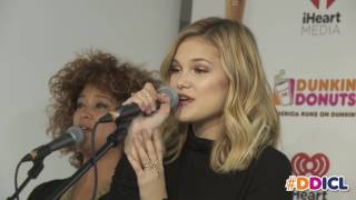 """Olivia Holt - """"History"""" Live @ The Dunkin Donuts Iced Coffee Lounge"""