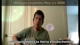 Antonio y Adrian Caceres - Aleluya a Nuestro Rey - Antonio Caceres