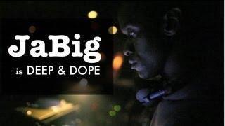 "JaBig is DEEP & DOPE - Eltonnick ft NaakMusiQ ""Move"""