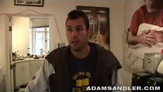 Adam Sandlers mesage to the the troops width=