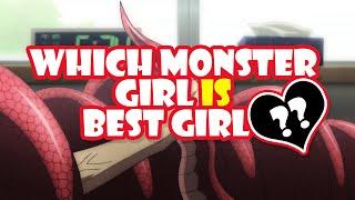 Which Monster Girl is Best Girl?? (Monster Musume Parody)