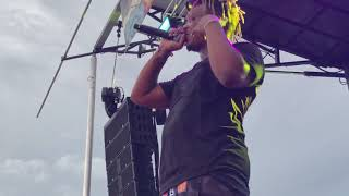 Juice WRLD - Hurt Me (Live at the Lit Up Music Festival At RC Cola Plant in Wynwood on 7/28/2018)