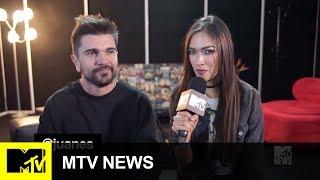 MTV News I Entrevista Juanes