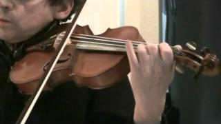 F X Drozen violin