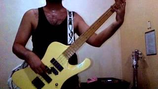 Anberlin - True Faith (New Order cover) [bass cover/playthru]