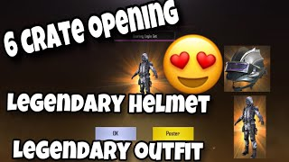 12 Crate | Opening In | Pubg Mobile