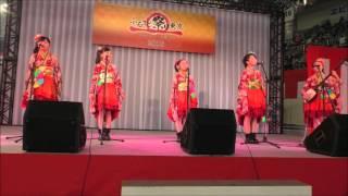 """民謡ガールズ 『竹田の子守唄』  """"Takeda Lullaby"""" by Minyo Girls"""