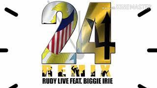 "Rudy Live Feat.Biggie Irie - 24 "" 2017 Soca "" (Official Remix)(Crop Over Remix)"