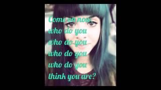 Melanie Martinez Crazy lyrics