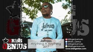 JaFrass - Anything A Anything (Mavado Diss) November 2017