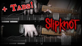 [How to Play] Slipknot - All Out Life (Guitar Tutorial w/Tabs)