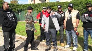 "'Galaxy of Queens"" Nutso, Capone -N- Noreaga, Royal Flush & Tragedy, (Official Video) Beat by: SPK"