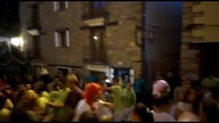 Charanga el Meneito Mora de Rubielos 2016 - Alcalá de la Selva