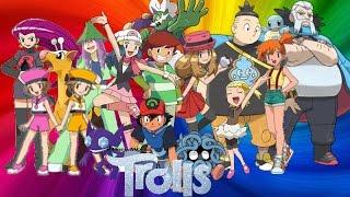 Pokémon Trolls - Can't Stop The Feeling!