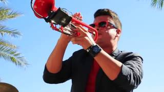 Jazz and Beach House Trumpet in Marbella