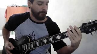 Mastodon - Spectrelight [COVER]