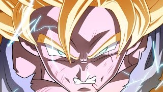 Dragon Ball Z 「AMV」 - Hall of Fame - (Goku Tribute) FULL [ H D ]