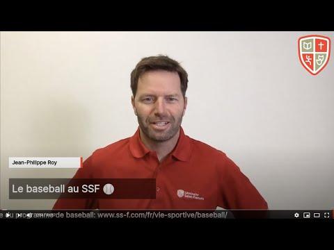 Le baseball au SSF