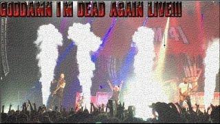 Sum 41 Goddamn I'm Dead Again Live Boston 2016