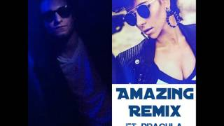 INNA - Amazing Remix FT. Dracula Of The Rap Game