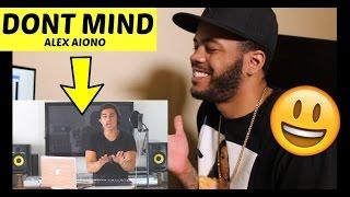 Don't Mind by Kent Jones (Alex Aiono Cover) REACTION!!!