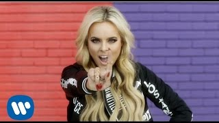 Katy Tiz - Whistle (While You Work It) OFFICIAL VIDEO