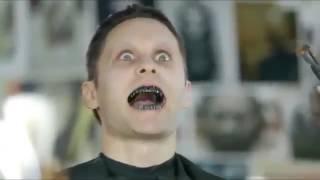 Jared Leto se transforma no Coringa - Bastidores de Esquadrão Suicida
