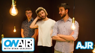 "AJR Performs ""Weak"" (Acoustic) 