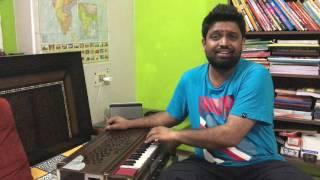 Aji Humse Bachkar | Harmonium Cover | Arzoo