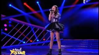 """Leona Lewis - """"Homeless"""". Vezi cum cântă Bianca Dan, la Next Star!"""