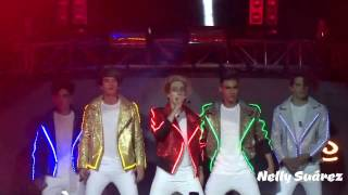 CD9 - I Feel Alive - Arena Ciudad de México  (26-noviembre-2016)