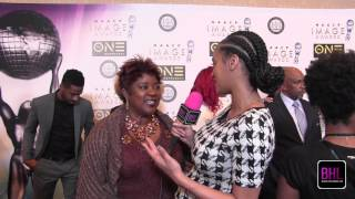 Loretta Divine @ NAACP Nominees Luncheon | Black Hollywood Live