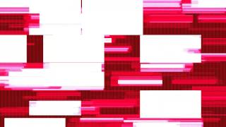 Background FREE FOOTAGE HD Red square Disturb ANIMATION