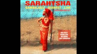 SARAHYSHA Live Jazz Ô Barachois -  Menino das Laranjas