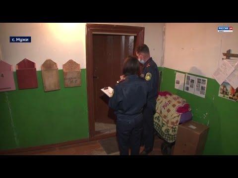 В Шурышкарском районе проверяют деревянный жилфонд