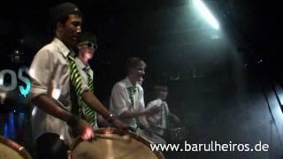 "(OLD STUFF) | Barulheiros | ""Timbalada"" | Live @ Bremer Karneval Einheizen - 2010"