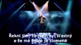 cz překlad- James Arthur - Impossible, X Factor UK 2012