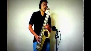 Ellie Goulding - Burn (Saxophone Cover)