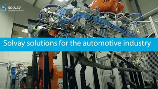 Solvay - composite technology partner for automotive industry