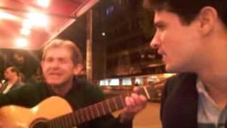 Thiago Novo Roberto Carlos Cantando Amigo de Fé